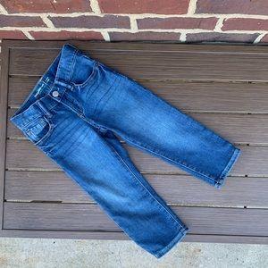 Gap Jeans Size 3T Slim
